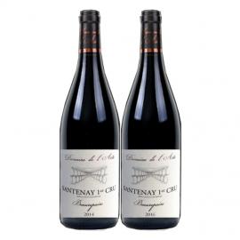 Santenay 1er Cru Beaurepaire 2016 + Bourgogne Pinot Noir2017