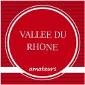 Vin Rouge Vallée du Rhône Amateurs