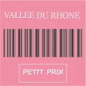Vin Rosé Vallée du Rhône Petit Prix