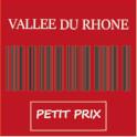 Vin Rouge Vallée du Rhone Petit Prix