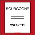 Coffret vin rouge - vin blanc Bourgogne Beaujolais