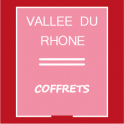 Coffret vin rouge - vin rosé Vallée du Rhône