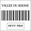 Vallée du Rhône Blanc Petit Prix