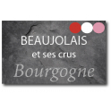 Beaujolais et ses crus