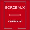 Coffret vin rouge de Bordeaux