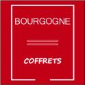 Coffret vin rouge de Bourgogne