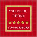 Vin Rouge Vallée du Rhône Connaisseurs