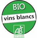 Vin blanc Bio